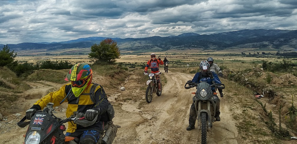About Trail Riding Bulgaria Motorcycle Holidays